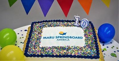 Celebrating SBA's 10th birthday!